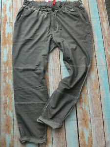 Sheego-Pants-Ladies-Jogging-Trousers-Stretch-Sweat-Size-44-to-58-Grey-406-809