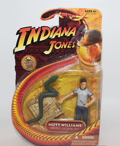 Hasbro 2008 Indiana Jones Mutt williams nouveau OVP