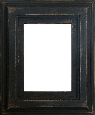 Allbarnwood Picture Frame Vertical Basic Barnwood Conestoga Collage- (3) 5x7's