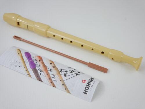 Hohner 9516 Melody Blockflöte Musikinstrument Soprano C Flöte