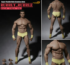 IN STOCK 1/6 Phicen PL2016-M34 Flexible Seamless Male Super Muscular Body USA