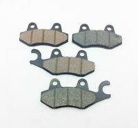 Kawasaki Ninja 250r 2008 - Motorcycle Front Rear Disc Brake Pads For