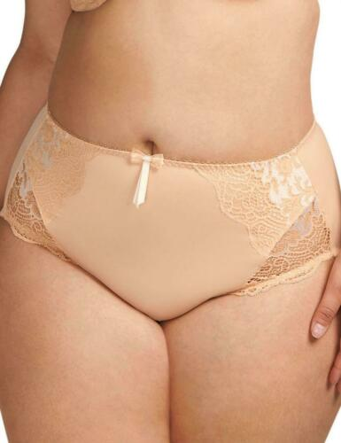 Elomi Amelia Brief 8745 New Lingerie Womens Knickers Nude