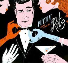 Puttin' on the Ritz [Digipak] by Various Artists (CD, 2011, Avalon)