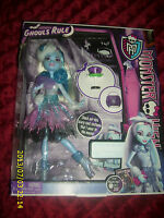 Monster High Abbey Bominable Daughter Of The Yeti Ghouls Rules