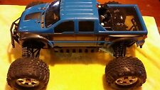 Hpi Savage Flux XL Brushless Custom Built