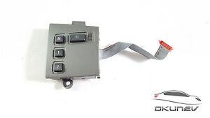 BMW-Serie-7-E65-E66-E67-Interrupteur-siege-Commutateur-de-Memory-avant-droite