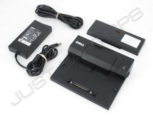 Dell Latitude E7470 Dockingstation Einfache USB 3.0 W / E-Spacer & 130W PSU