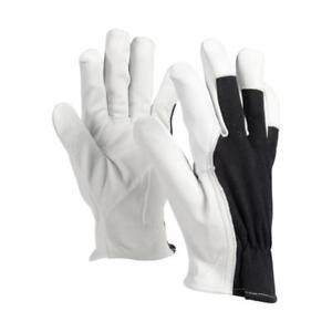 OX ON 10  L  Montage Handschuh Leder Arbeitshandschuhe Montagehandschuhe