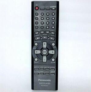 Panasonic-EUR7621010-DVD-Remote-Control-for-DVD-S31-DVD-S31A-DVD-S31S-DVD-S35