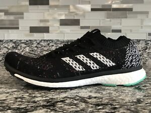 Details about Adidas Mens Sz 8 Adizero Prime Boost LTD Core Black White Grey CP8922