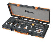 Beta Tools 1489/C14 14pc Alternator Pulley Tool Kit Set Sockets