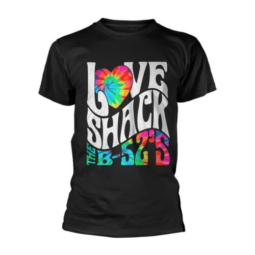 The B-52s T-Shirt /'Love Shack/' **NEW 2018**Official UK