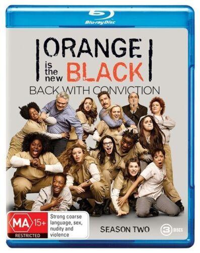 1 of 1 - Orange Is The New Black - Season 2 : NEW Blu-Ray