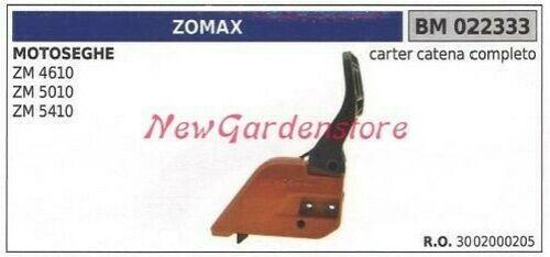 Carter Chainguard ZOMAX Moteur Scie à Chaîne ZM 4610 5010 5410 022333