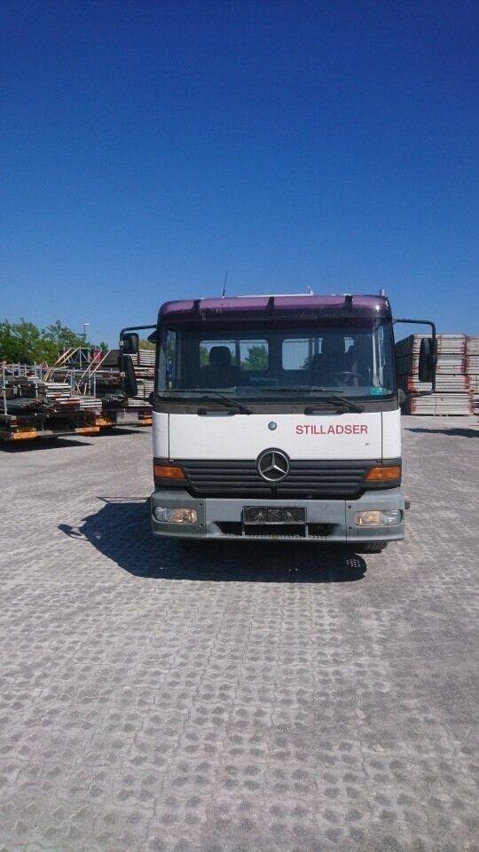 Mercedes Atego 1528, årg. 1999, km 100000