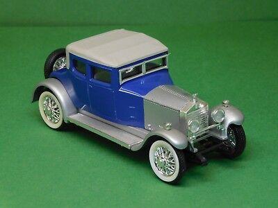 Rolls Royce Twenty 1923 Rio 1:43 Nº 72 Oldtimer Modello Veicolo Modello Di Auto-mostra Il Titolo Originale Sconto Online