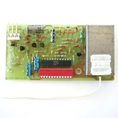 Genie 25648r Internal 12 Dip Code Switch Garage Door Radio