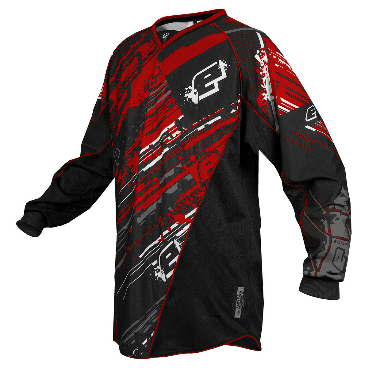Planet Eclipse Rain Jersey - Fire - 3X