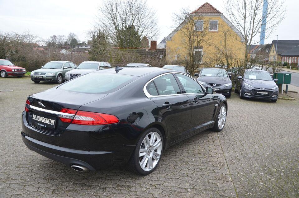 Jaguar XF 2,2 D S Portfolio aut. Diesel aut. Automatgear