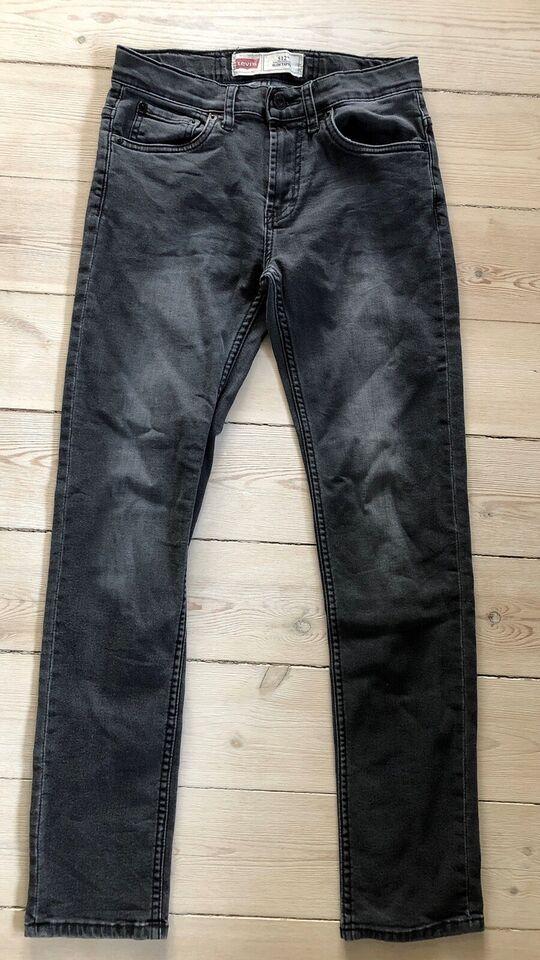 Jeans, Bomuld , Levis