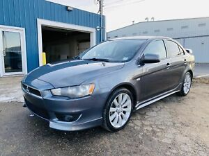 2009 Mitsubishi Lancer GT (6 MTH WARRANTY)(EXTRA SET OF TIRES AND RIMS)(REMOTE STARTER)(CARFAX)