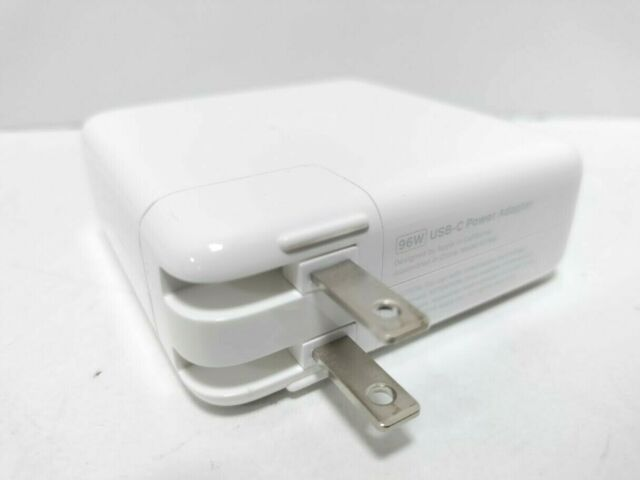 APPLE 96W USB-C POWER ADAPTER MX0J2AM/A WHITE