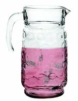 Circleware Circle Glass 64 Oz Clear Pitcher Kitchen on Sale