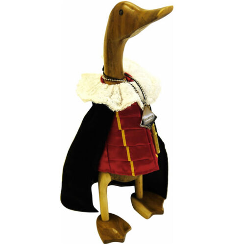 Sir Francis Drake Wooden Duck Ornament