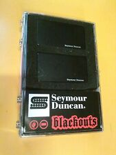 New Seymour Duncan AHB-1s Blackout Blackouts Active Pickup Set 6 String