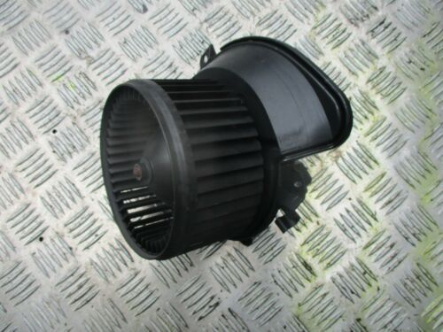 VAUXHALL CORSA D HEATER BLOWER MOTOR 2007 TO 2014