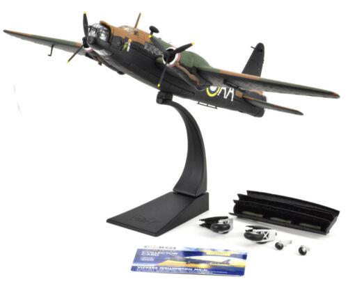 Soda Bomber 1:72 Die-Cast Airplane AA34811 Corgi Vickers Wellington Mk.Ic