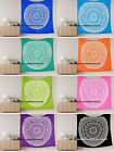 5 Pcs Wholesale Lot of Queen Mandala Hippie Tapestry Wall Hanging Bohemian Throw