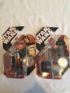 Star Wars 30e Anniv Biggs Darklighter & Jawa avec figurines Lin Droid
