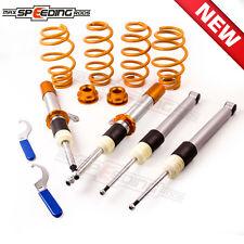 Lowering Coilover Kits for 06-09 VW MK5 RABBIT/JETTA/GTI/R32--Orange