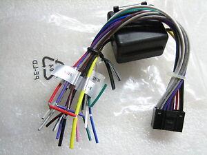 s-l300 Xdm Bt Wiring Harness on