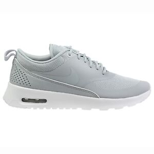Details about Nike Air Max Thea Womens 599409 023 Wolf Grey Textile Running Shoes Size 7.5