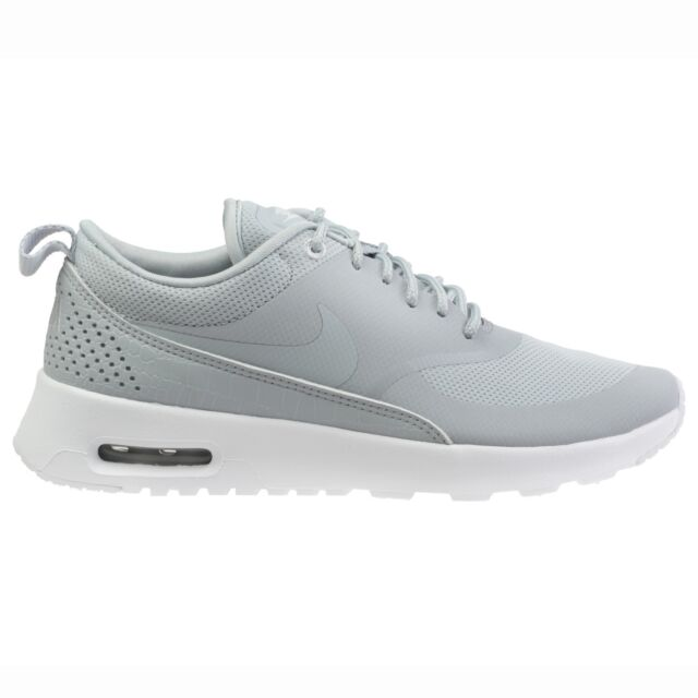 Nike Air Max Thea Womens 599409 023 Wolf Grey Textile Running Shoes Size 7.5