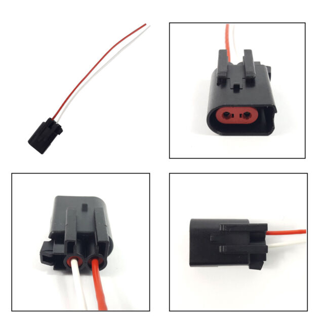 ford abs break pad female extension wiring harness loom 2 pin ford fuel injection wiring harness ford abs, break pad female extension wiring harness loom 2 pin connector