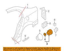 HONDA OEM 12-15 Civic-Fuel Tank Filler Neck 74480TR3A01