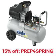 Quipall QPLN8-2 2 HP 8 Gallon Oil Free Hot Dog Air Compressor New