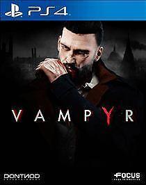 Vampyr (Sony PlayStation 4, 2018)