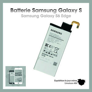 BATTERIE-SAMSUNG-GALAXY-S6-EDGE-EB-BG925ABA-0-CYCLE-100-Neuve-Haute-Qualite