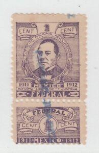 Mexico-Cinderella-revenue-fiscal-Stamp-10-7-24
