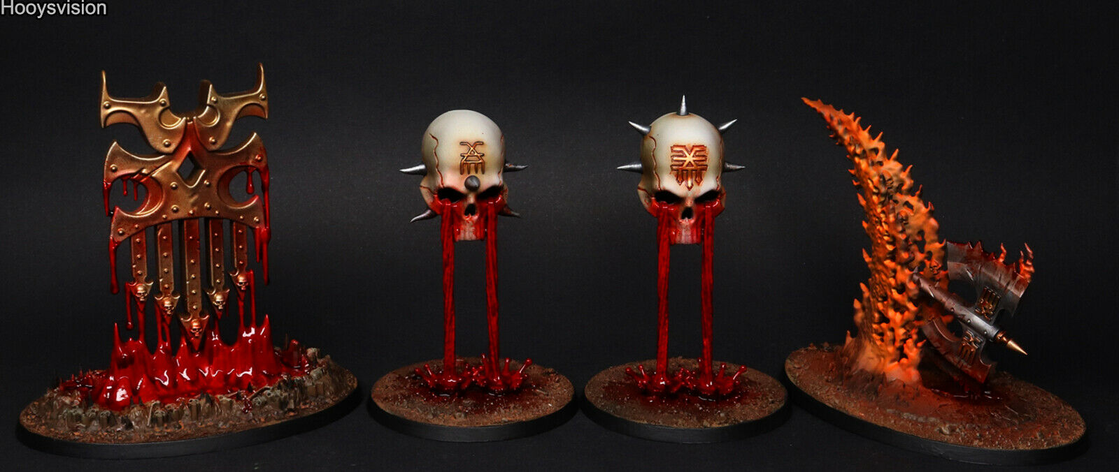 Judgements of Khorne  PRO painted by HooY Warhammer Games Workshop Endless spell