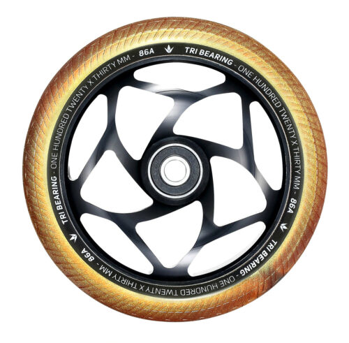 120mm x 30mm Blunt Envy Tri Bearing Scooter Wheel