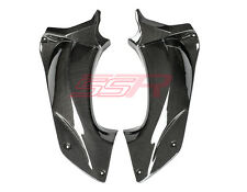 Kawasaki ZX14R/ZX14/ZZR1400 Air Duct Dash Ram Tube Cover Fairings Carbon Fiber