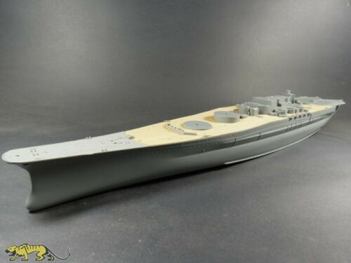 Artwox Holzdeck für 1:350 IJN Yamato Tamiya 78030 AW10096