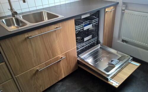 SCHARNIER BEHJÄLPLIG Geschirrspüler in IKEA Küche Varioscharnier Gleitscharnier