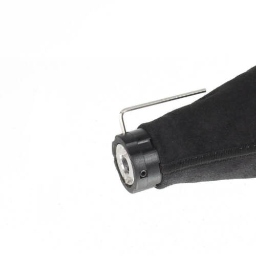 Stitch bright 3AX  ICT shift gear knob leather Mercedes W204 S204 C204 aluframe